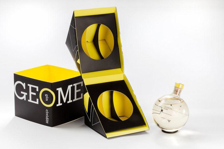 Cividât Gin Geometrie